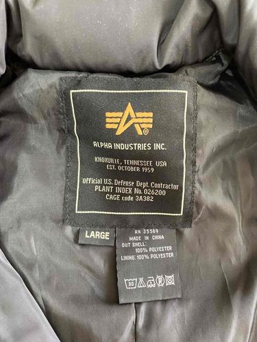 campera m65 americana de fibra impermeable en palermo