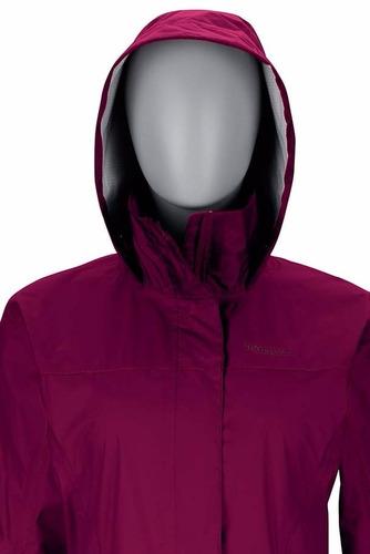 campera marmot mujer precip jacket