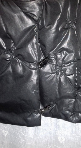campera montesco tipo tela de avion acolchada super caliente