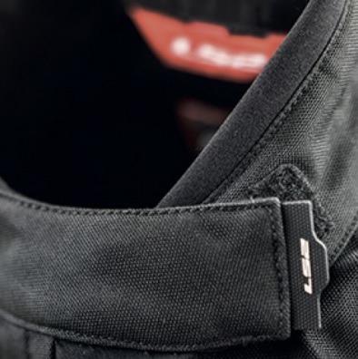campera moto ls2 diane impermeable protecciones cuotas