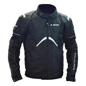 Campera Moto Ls2 Teide Men Jacket