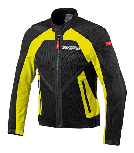 campera moto spidi netstream con malla
