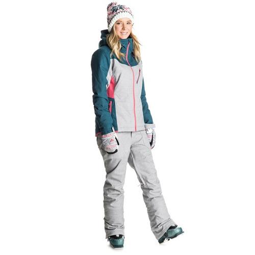 campera mujer ski snow