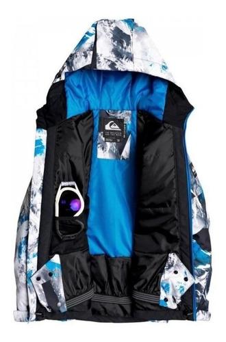 campera nene quiksilver mission pr bnr7 ski snow urbano