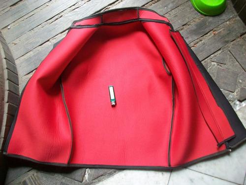 campera neoprene 3,5mm ideal kayak pesca perfecta permuto