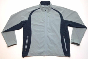 Campera New Balance Rompeviento Running Hombre Talle Xl