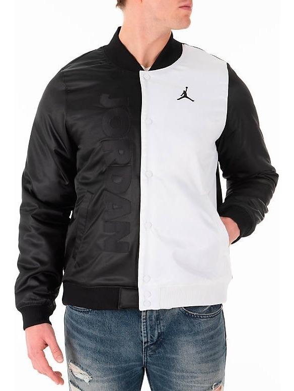 new product 1069a 78ed6 Campera Nike Air Jordan Sportswear Legacy Aj11. En Stock