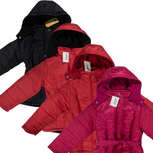 campera niña tapado abrigo nena polar aplique regalosdemama