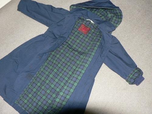 campera niña  tapado escolar  abrigo talle 8  solo mayo