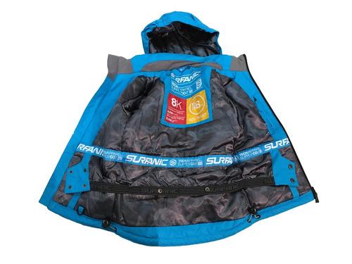 campera niños surfanic drake jacket varios colores