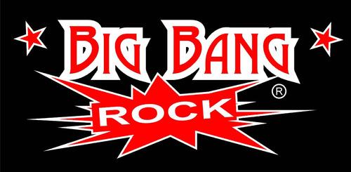 campera nirvana talle medium 53 cm x 63 cm big bang rock