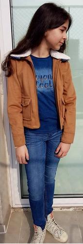 campera paño pepe jeans