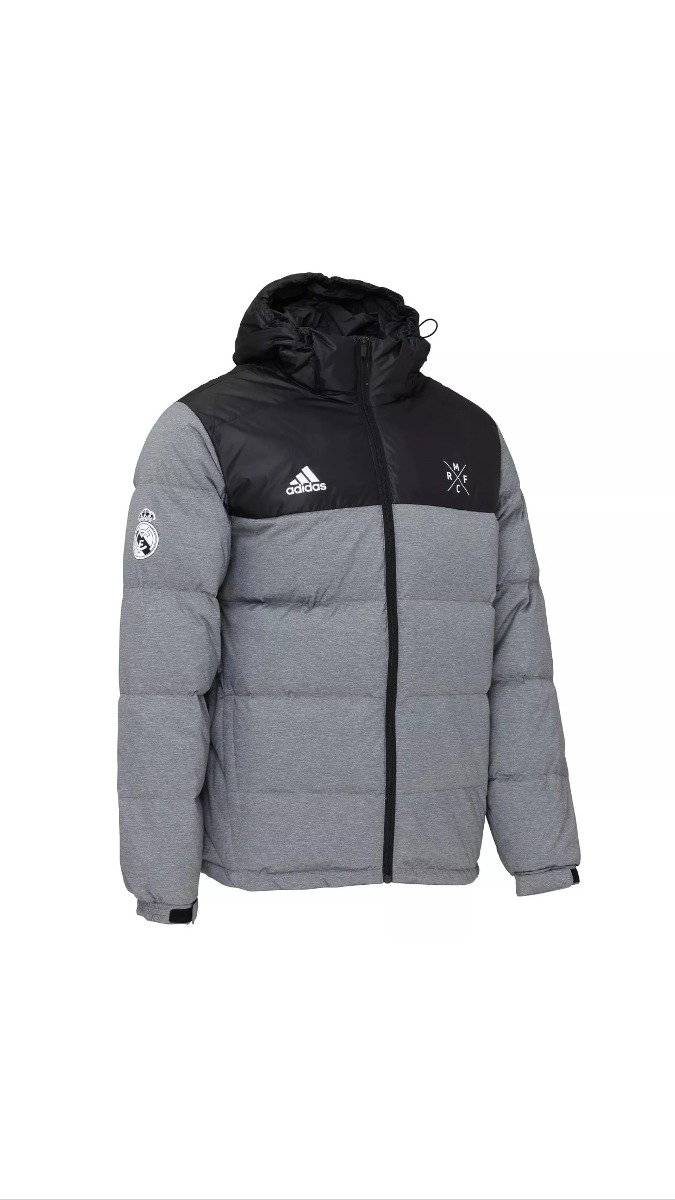 comprar online al por mayor busca lo mejor Campera Pluma adidas Real Madrid Importada Nike Cuotas - $ 3.999 ...