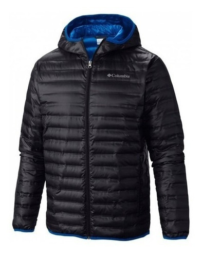 campera pluma columbia hombre capucha flash forward palermoº