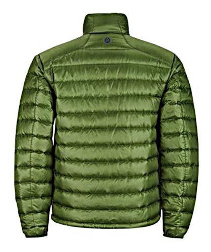 campera pluma duvet 700 fill zeus green marmot