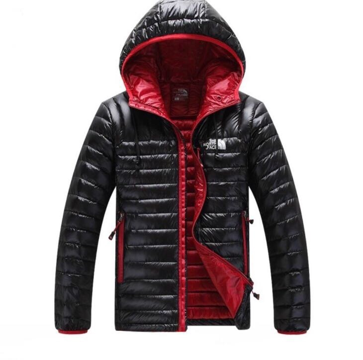 the north face plumas hombres