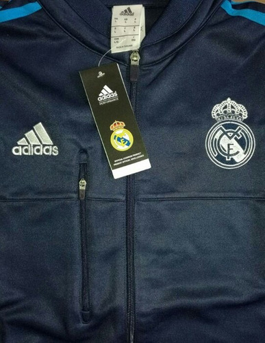campera real madrid de salida