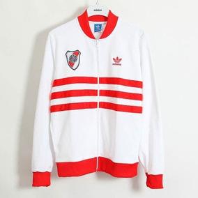 359231c3058 Campera Mujer River Plate - Ropa Deportiva Blanco en Mercado Libre ...