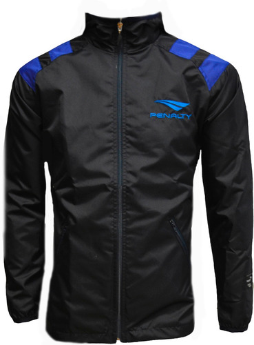 campera rompeviento deportivo impermeable linea penalty