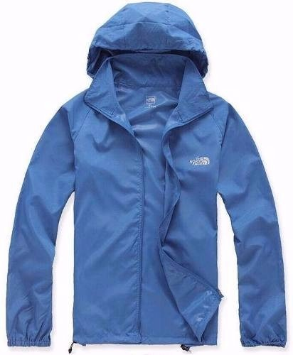 campera north face impermeable