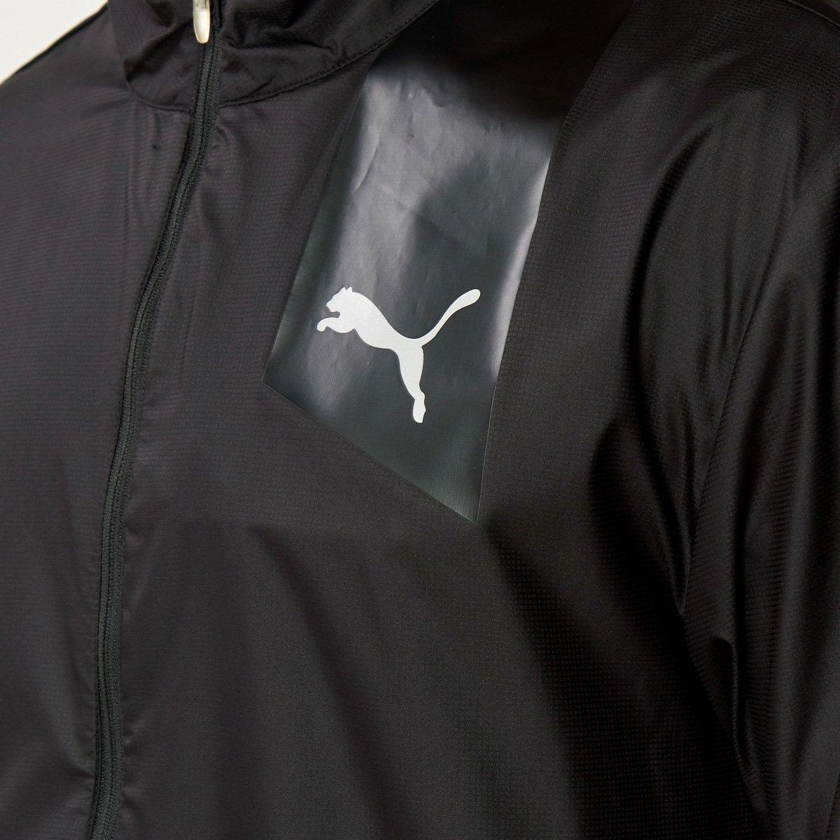 Campera Negra Puma Ess Padded Jacket