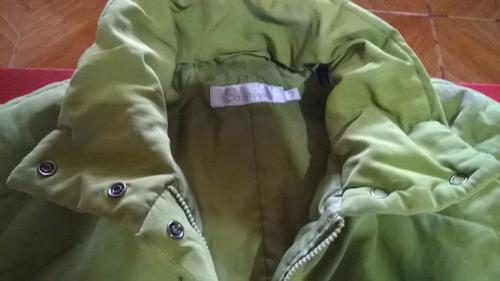 campera sabrina talle 3 (l) de mujer