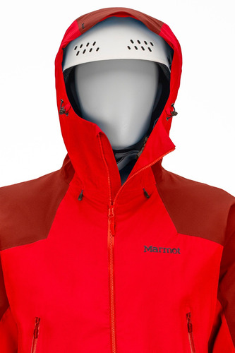 campera shell marmot hombre artemis jacket