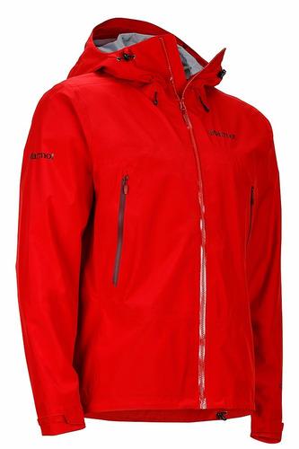 campera shell marmot hombre exum ridge jacket