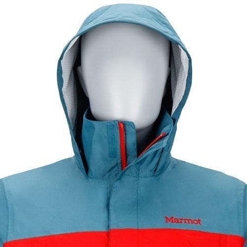 campera shell marmot hombre precip jacket