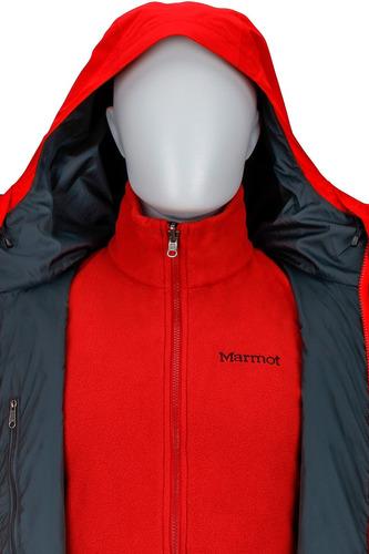 campera shell marmot hombre ramble component jacket