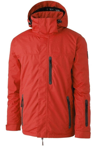 campera ski snow ammo surfanic red trampa de nieve