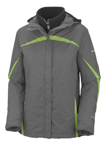 campera ski / snowboard columbia argon ice jacket mujer