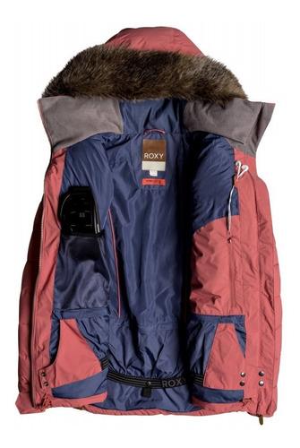 campera ski snowboard // roxy quinn