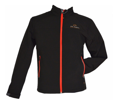 campera softshell mt buller impermeable rompeviento hombre c