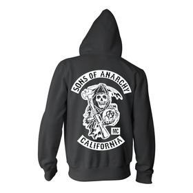 Campera Sons Of Anarchy Redwood Samcro