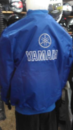 campera sport frizada yamaha racing talles m l xl xxl