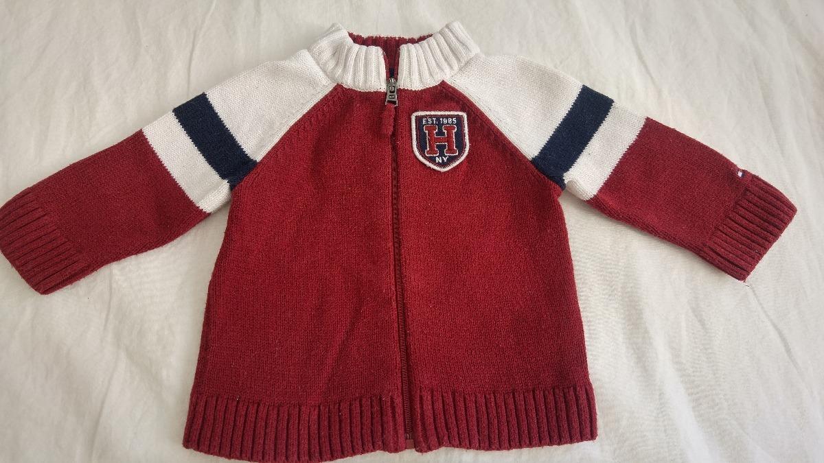 478cc3d96f1 campera sweater bebé tommy hilfigger. Cargando zoom.