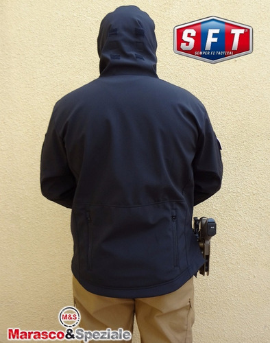 campera tactica marasco soft shell - s f t®