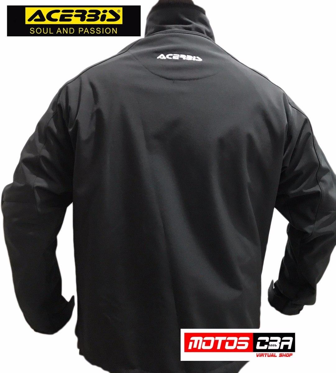 ff65a760553 campera termica moto acerbis softshell tecnico motoscba. Cargando zoom.