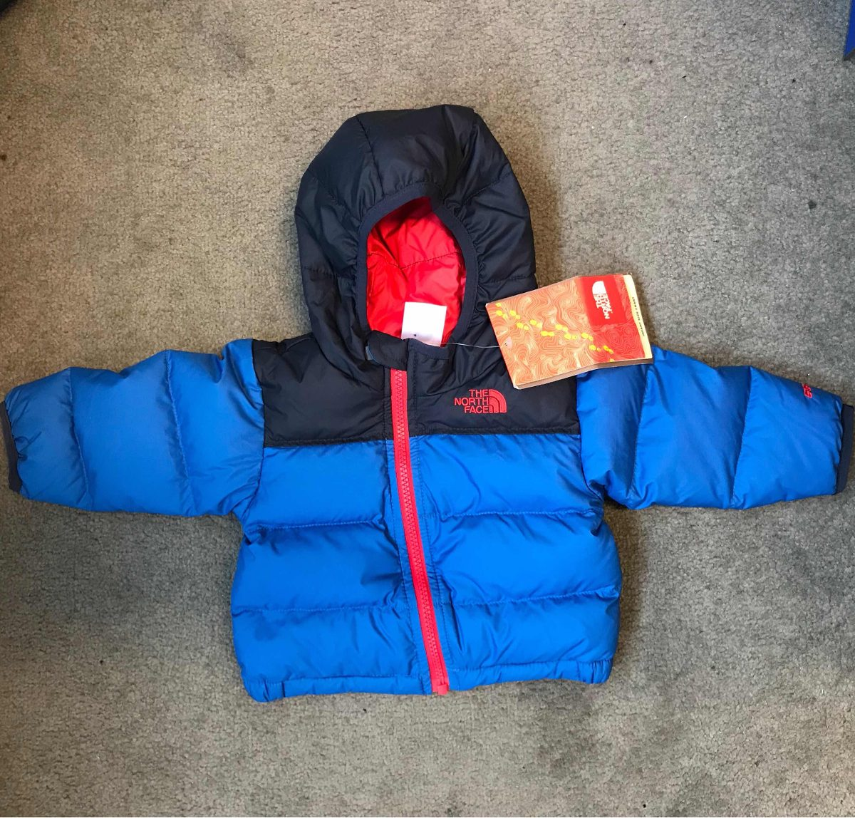 north face bebe