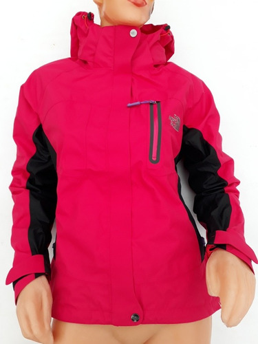 campera the north face gore-tex dama