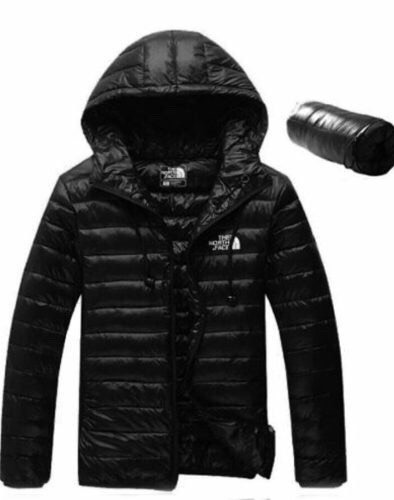 plumas the north face hombre