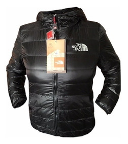 Campera The North Face Pluma Mujer Sin Capucha