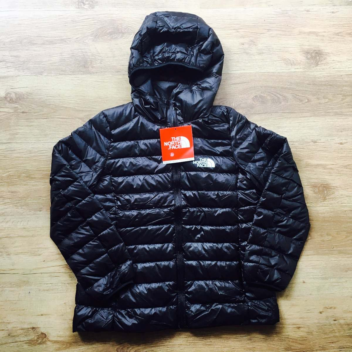 plumas the north face mujer