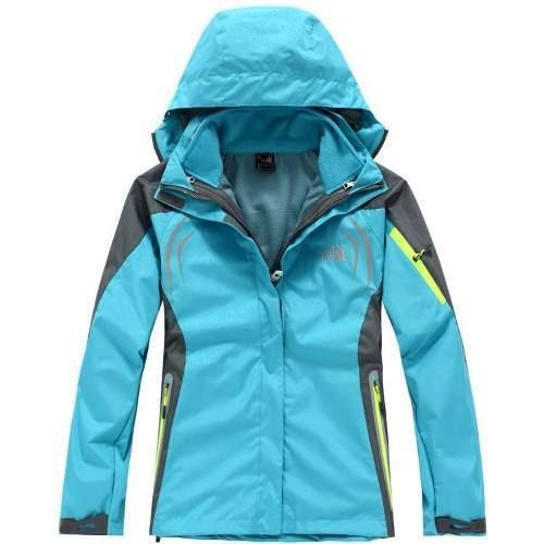 nueva productos 2ce58 9e685 Campera The North Face Triclimate 3 En 1 De Mujer