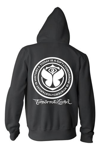 campera tomorrowland color animal