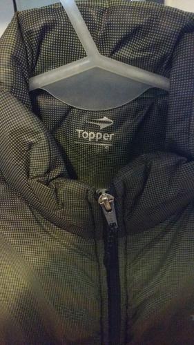 campera topper abrigo