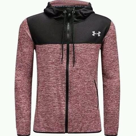 campera under armour por encargue casacas uy