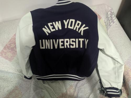 campera universitaria holloway new york impecable estado