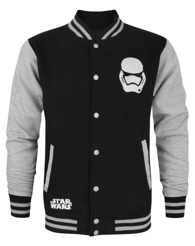 campera universitaria star wars personalizable